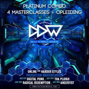 Dutch DJ World Masterclasses Platinum Combo
