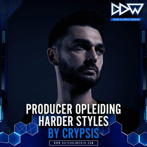 Harder Styles Producer Opleiding Met Crypsis