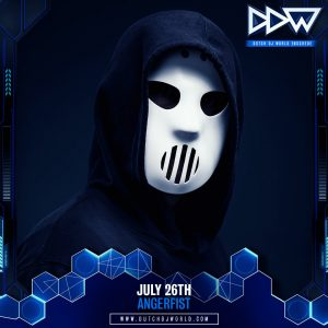 Dutch DJ World Masterclass by Angerfist
