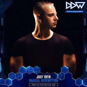 Dutch DJ World Masterclass by Radical Redemption