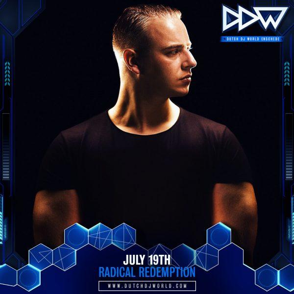 Dutch DJ World Masterclass by Radical Redemption