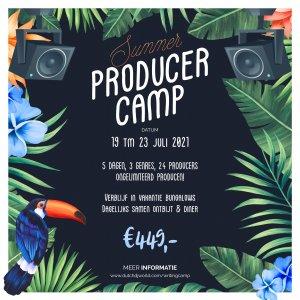 Dutch DJ World Summer Producer Camp 2021