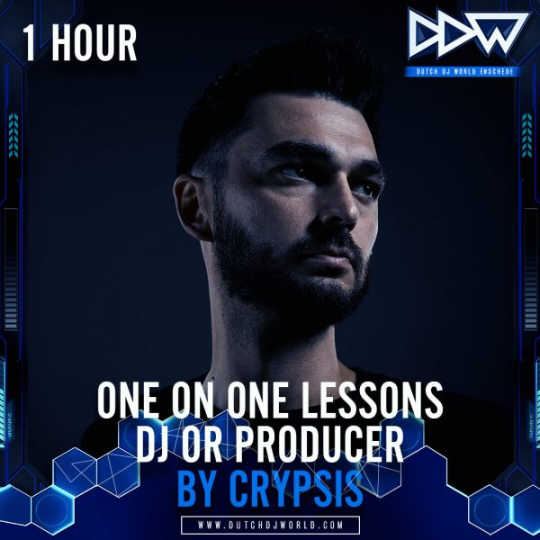Privéles DJ of Producer van Crypsis