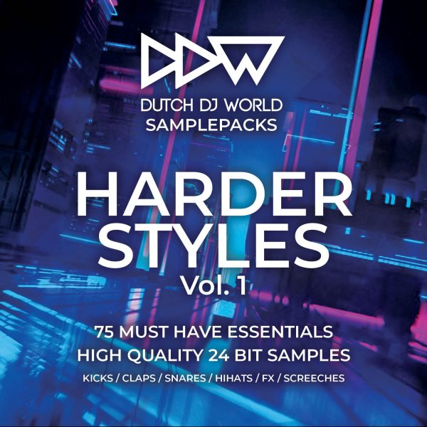 DDW Harder Styles Sample Pack Vol. 1